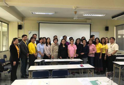 """ฝึกอบรมภาษาจีนให้แก่มัคคุเทศก์ หัวข้อ """"เปิดตำราอาหารไทย"""" 27-29 พฤษภาคม 2562"""